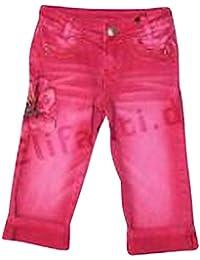 Catimini Urban Global Mélange Fille Bermudas De Jeans C522025