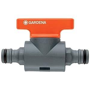 gardena 976 50 kupplung mit regulierventil garten. Black Bedroom Furniture Sets. Home Design Ideas