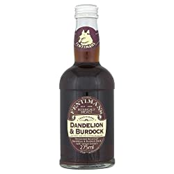 Fentimans Traditional Dandelion & Burdock 12 X 275ml
