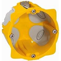 Legrand LEG90508 - Scatola da incasso Batibox Energy per placca da 1 modulo, profondità 40 mm