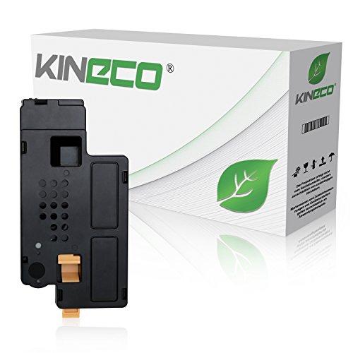 Toner Kompatibel zu Dell 1250c, 1350cn, 1355cnw, C1760nw, C1765nf, C1700 Series - 593-11016 - Schwarz 2.000 Seiten
