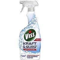 Viss Kraft & Glanz Reiniger Spray Glas & Flächen, 1er-Pack (1 x 750 ml)