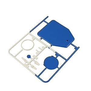 Kyosho K.SW114 - Grapa de plástico, Color Blanco y Azul