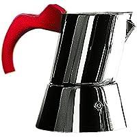 Mepra 23R30003 Cafetière 1/3 Bols Rouge