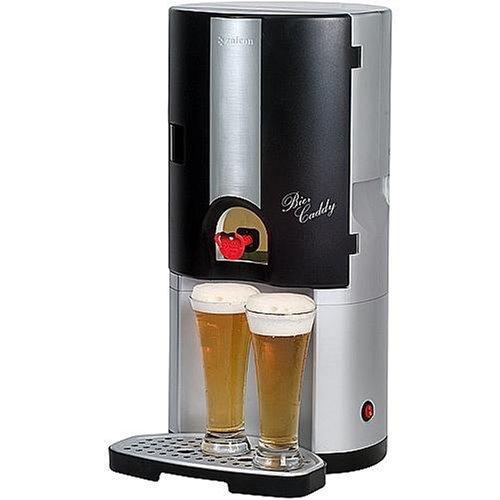 Alpina Biercaddy - Dispensador de cerveza con refrigeración