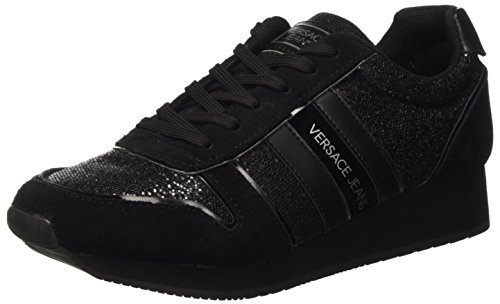 versace-jeans-mujer-running-zapatos-de-fitness-negro-size-38
