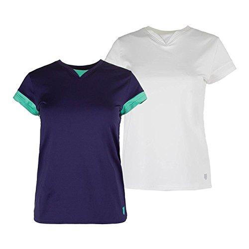 KSwiss Women's Fall Pace Cap Sleeve (Tennis K-swiss Cap)