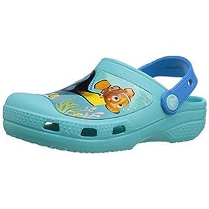 crocs Boy's Cc Finding Dory Clogs