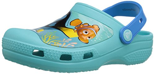 crocs Boy's Cc Finding Dory Clogs