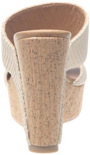 Sax 51800, Sandales femme Blanc cassé (Springer off white)
