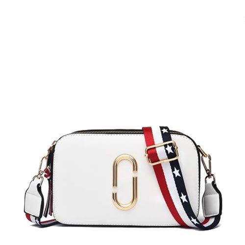 Umhängetasche - Kameratasche Breitband Damenmode Umhängetasche Weiß - Gucci Handtaschen Schuhe