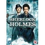 Robert Downey Jr. as Sherlock Holmes; Jude Law as Dr. John Watson; Rachel McAdams as Irene Adler; - Sherlock Holmes - [DVD]