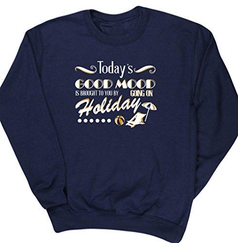 HippoWarehouse Mädchen Sweatshirt Gr. 8 Jahre, navy (Sweatshirt Browning Baumwolle)