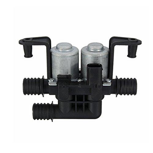 HITSAN Heater Control Valves Dual Solenoid For BMW 5Series E38 E39 E46 E53 X 5 6412837499