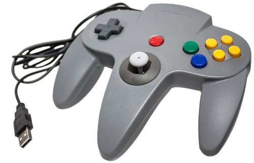 nintendo-64-n64-usb-controller-gray-compatible-with-pc-and-mac