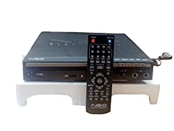HD DVD Player with HDMI / composite output | 2 Microphone inputs suitable for Karaoke | Plays CD, MP3 VCD, DVD, HD Disc with | Remote