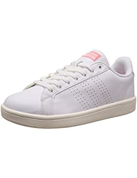 adidas Damen Cloudfoam Advantage Clean Sneaker