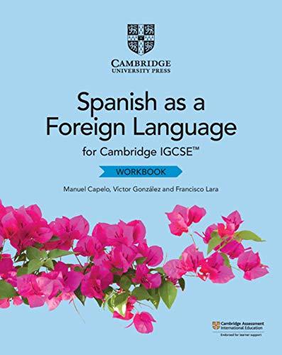 Cambridge IGCSE™ Spanish as a Foreign Language Workbook (Cambridge International IGCSE)