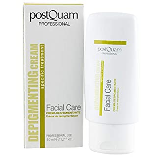 Postquam | Crema Facial Despigmentante de Alta Protección y Antimanchas en la Piel, 50 ML