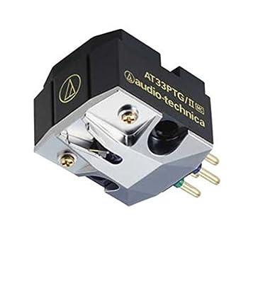 Cellules / Diamants AUDIO TECHNICA AT33PTG/II par audio-technica