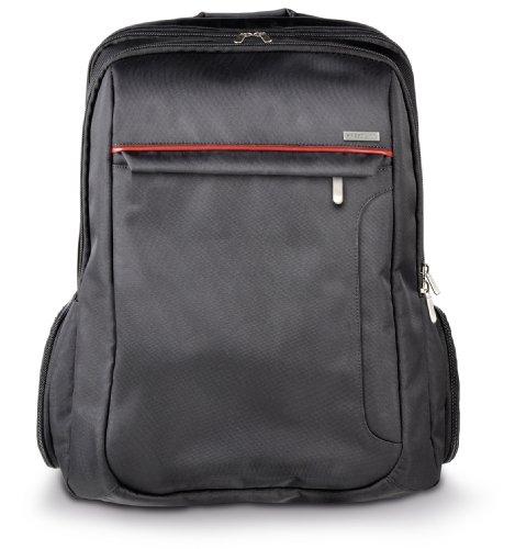 """Speedlink Escudo Zaino per Laptop/Notebook Fino a 16,4""""/41,6Cm, 24 Litri, 3 Tasche Esterne, Schienale Ergonomico"""