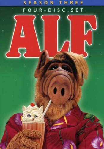 Alf - Season Three [RC 1]
