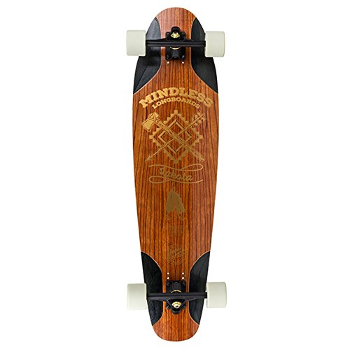 Mindless Voodoo Lakota Freeride Longboard Complete Natural - 36.5-Length: 36.5""