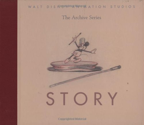 Story (Walt Disney Animation Archives)