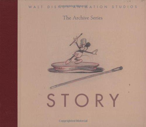 Walt Disney Animation Studios the Archive Series Story (Walt Disney Animation Archives)