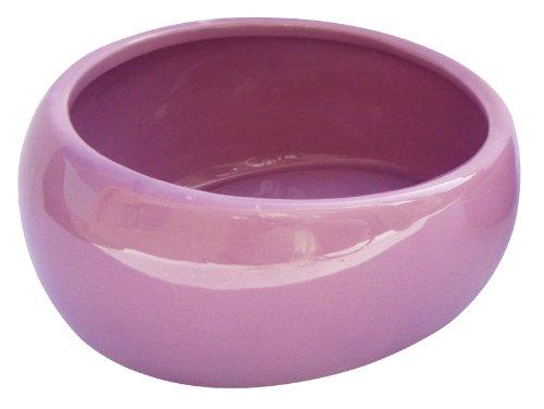 Living World Keramiknapf, pink groß - 2