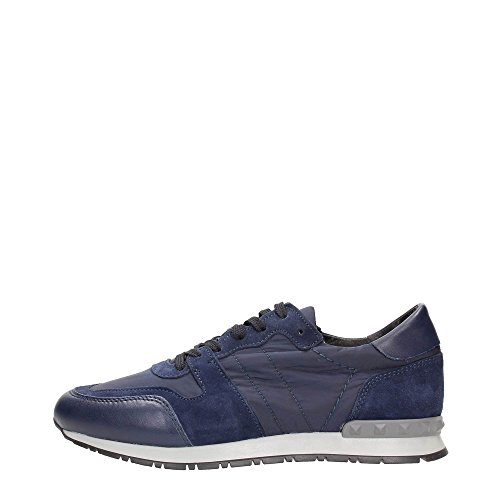 Docksteps DSE102777 Sneakers Uomo Tessuto Blu Blu 40