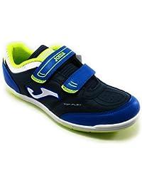 Amazon.es  zapatillas de futbol sala joma - Velcro   Zapatos ... b11948a223a1a