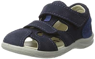 ricosta jungen kaspi sandalen blau see 20 eu schuhe handtaschen. Black Bedroom Furniture Sets. Home Design Ideas