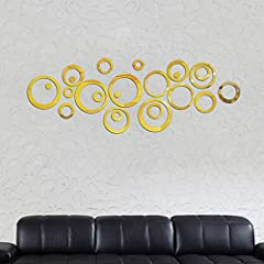 Idea Regalo - Wall Sticker, Adesivi Murales, Carta da Pareti