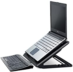 ERGOSTAND LAPTOP COOLING PAD, Fan and USB Adjustable Cooler Stand