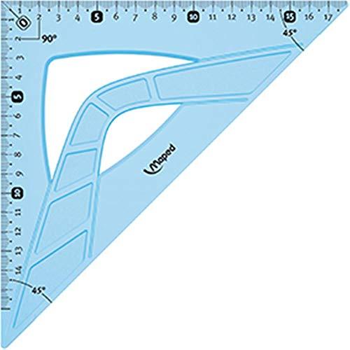 Maped Zeichendreieck Flex 45 Grad, Hypotenuse: 260 mm
