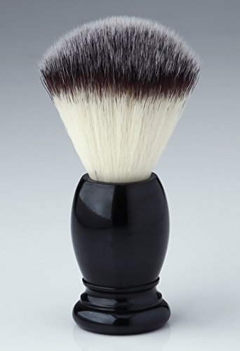 Pearl Shaving Brush for Men - Black & White