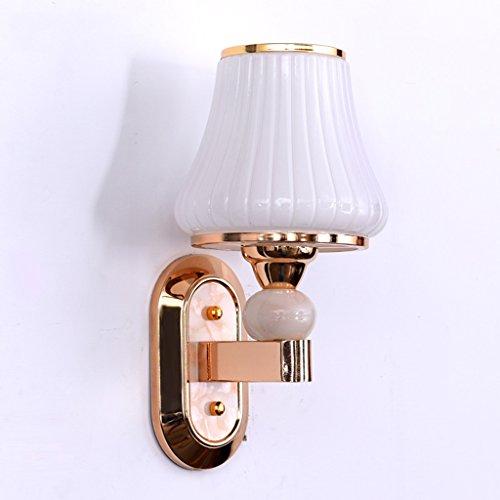 HOMELIGHTS®LED Lámpara de pared Dormitorio de cabecera Moderno Simple Lámpara de TV...