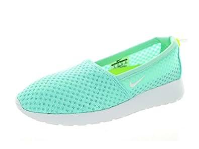 Nike chaussures pour femme roshe one slip 41 uS ballerine turquoise taille 9,5