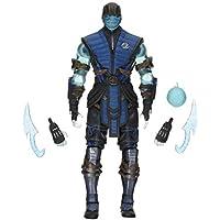 Mezco Toys Mortal Kombat X: Sub-Zero (Ice Version) 6 Action Figure by Mezco