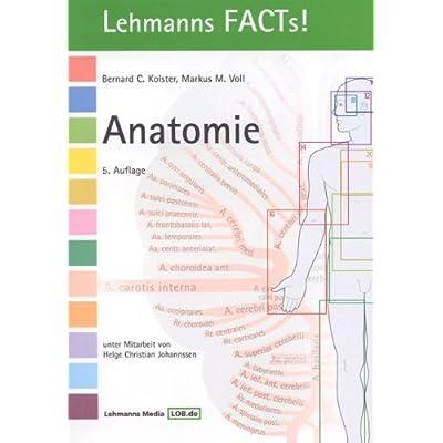 Lehmanns Facts! Anatomie PDF Download - ClydeIgnatz