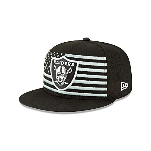 New Era 950 NFL 2019 Draft Snapback Cap (Raiders)