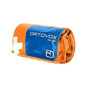 ORTOVOX Unisex-Adult First Aid Roll Doc Erste-Hilfe-Set, Shocking Orange, Einheitsgröße