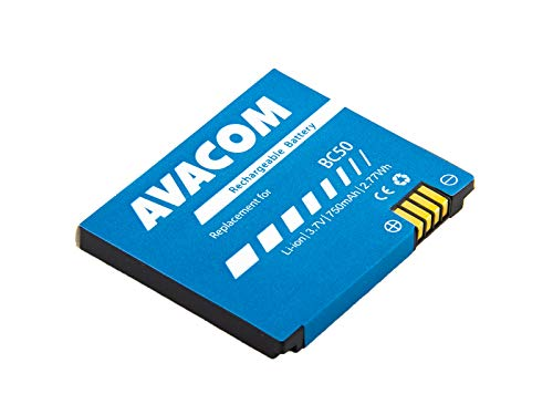 Batteria per cellulare Motorola L6 Li-Ion 3, 7 V 750 mAh (ricambio BC50)