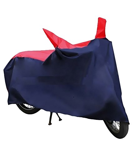 Slingshot Plus (Drum , Kick) -Red And Blue Bike Cover By Hms  available at amazon for Rs.285