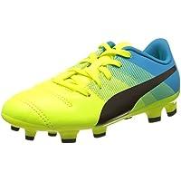 Puma - Evopower 4.3 Fg Jr, Scarpe da calcio Unisex – Bambini