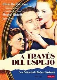 Der schwarze Spiegel / The Dark Mirror (1946)  [ Spanische Fassung, Keine Deutsche Sprache ]