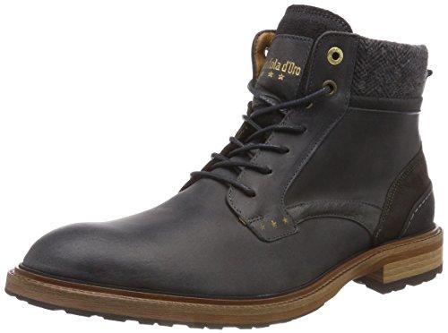 Pantofola d'Oro PIZZOLI Uomo High, Stivali Chukka, Grau (Dark Shadow .7zw), 41 EU