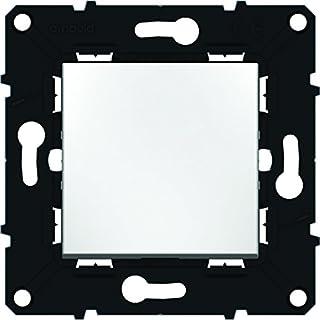 Arnould arn51011Light Switch 6A White Trim Space Evolution