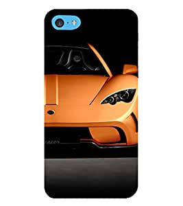 EPICCASE stylish drive Mobile Back Case Cover For Apple iPod Touch 6 (Designer Case)